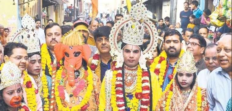 देश में सिर्फ यहां होती है होली के मौके पर रामलीला, 160 सालों से चली आ रही परंपरा