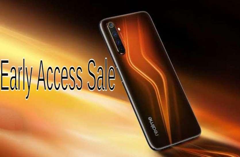 Realme 6 सीरीज की Early Access Sale शुरू, महज 3,000 रुपये में खरीदें फोन
