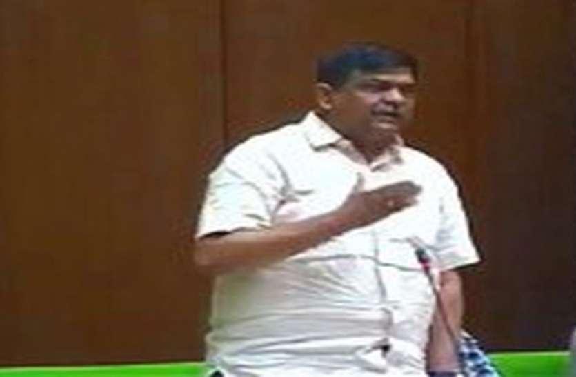 विधानसभा में अलवर: विधायक संजय शर्मा ने एमआइए की समस्याएं उठाई