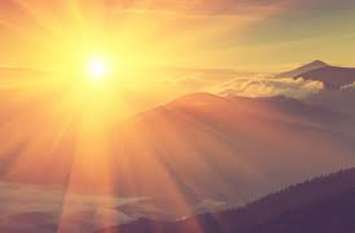 weather: निकली सुर्ख धूप, मौसम में हल्की ठंडक