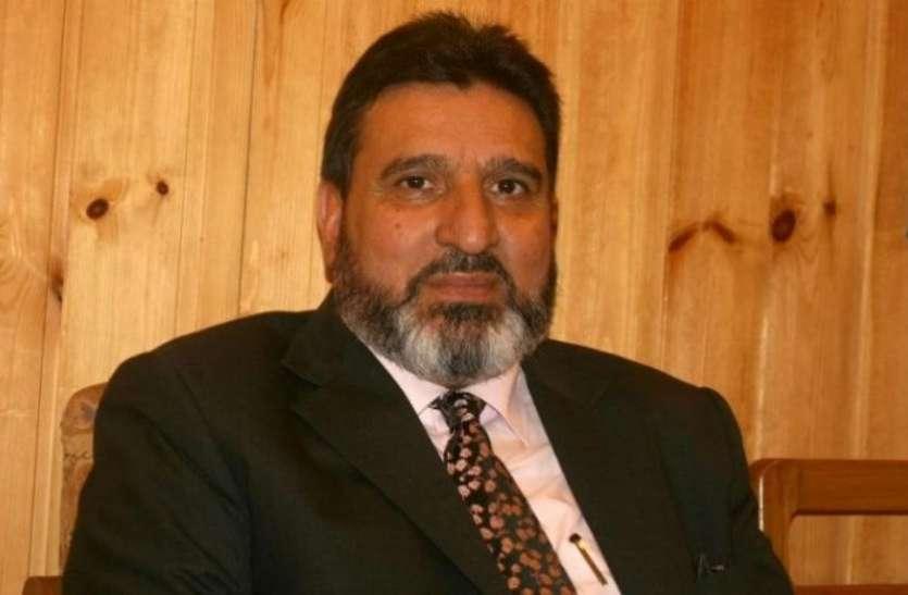 Jammu-Kashmir: सैयद अलताफ बुखारी ने छोड़ा महबूबा का साथ, बनाई 'अपनी पार्टी'