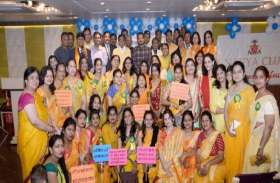 नृत्य नाटिका में साकार की नारी शक्ति, महिला दिवस पर स्वर्णिम भारत अभियान के तहत स्वच्छता का संकल्प