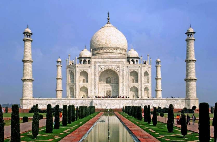 Image result for महिला दिवस : ताजमहल सहित सभी एएसआई संरक्षित स्मारकों में महिलाओं की एंट्री-फ्री