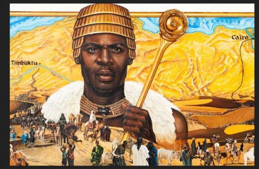 इतिहास का सबसे अमीर आदमी, जो जिस जगह से गुजरता वहां सोना लुटाता था