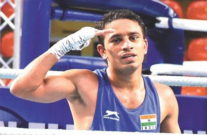 टोक्यो ओलंपिक के लिए छह भारतीय मुक्केबाजों ने हासिल किया कोटा, अमित पंघल जीते