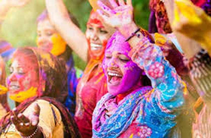 Holi 2020 : राजस्थानी काव्य में होली के रंग