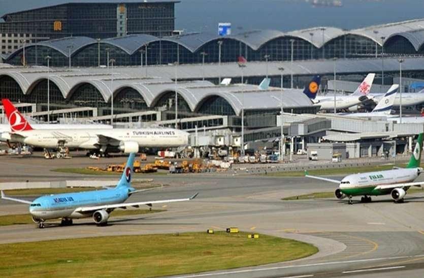 एशिया का बेस्ट हवाई अड्डा बना अमौसी का एयरपोर्ट, विश्वस्तरीय अवार्ड से होगा सम्मानित