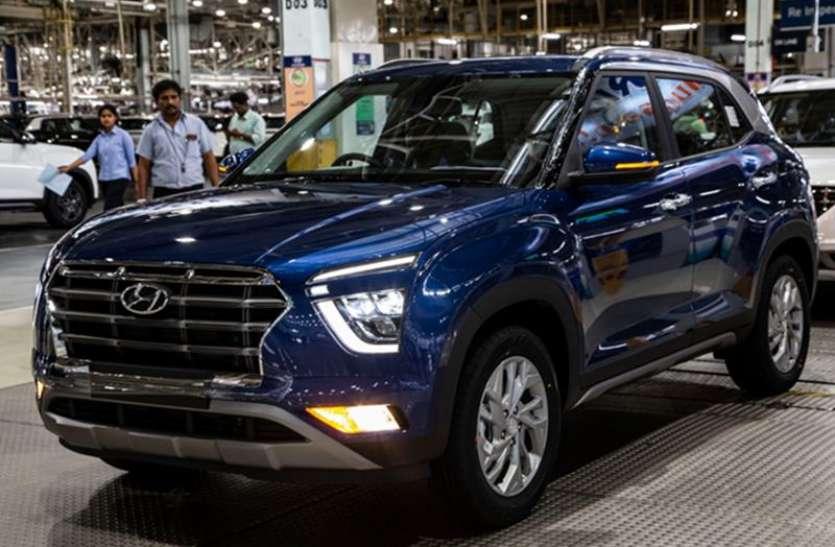 लॉन्चिंग से पहले Hyundai Creta को मिली बड़ी कामयाबी, बुकिंग 10000 के पार
