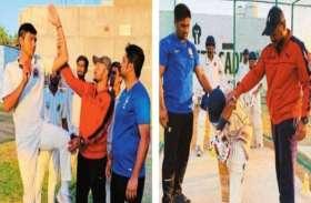 जोधपुर के ये दो युवा लाखों का पैकेज छोड़ तैयार कर रहे खिलाड़ी, रवि विश्नोई को दी कोचिंग