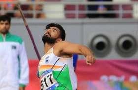 भारत के एक और जैवलिन थ्रोअर शिवपाल सिंह ने किया टोक्यो ओलंपिक के लिए क्वालीफाई