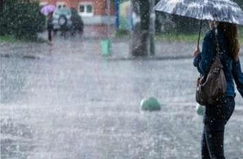 अगले तीन दिनों तक रहेगा बदली बारिश का दौर, 30 से 40 किमी प्रति घंटे की रफ्तार से चलेगी हवा, ओलावृष्टि से बढ़ेगी कपकपी
