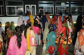 अन्तरराष्ट्रीय महिला दिवस पर रोडवेज में 28 हजार महिलाओं ने की नि:शुल्क यात्रा