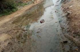 भालूचूवा ग्रामीणों को नहीं मिली रही है बुनियादी सुविधा, संक्रमण का बढ़ा खतरा