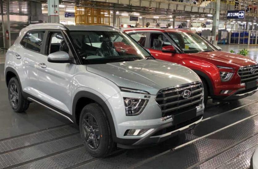 इन खासियतों के चलते लॉन्चिंग से पहले ही धड़ल्ले से बुक हो रही नई Hyundai Creta