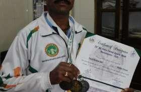 डॉक्टर ने पैदल चलने के लिए भी किया था मना, फिर भी लगाई दौड़ और जीता स्वर्ण पदक