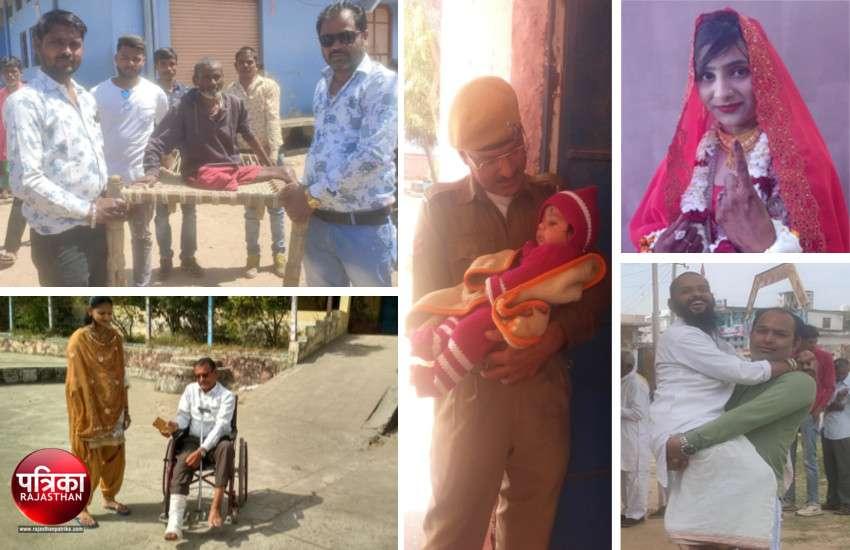अरथूना पंचायत समिति चुनाव : गांव की सरकार चुनने सुबह से शाम तक लगी कतारें, मतदाताओं ने दिखाया उत्साह
