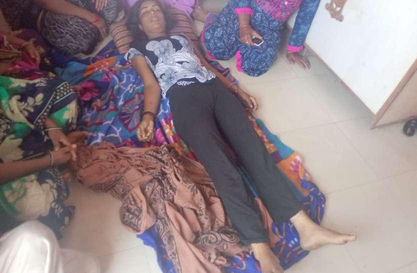 बीमारी से परेशान नर्सिग की छात्रा ने लगाई फांसी