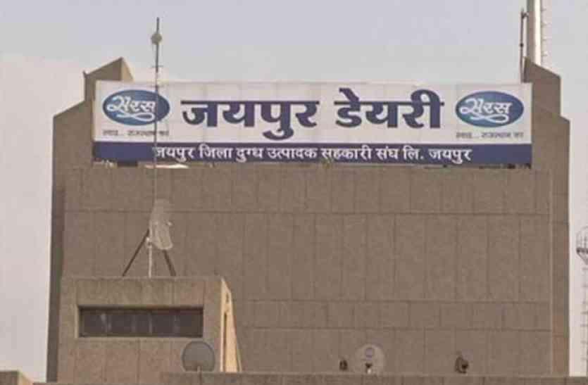 युवाओं के लिए खुशखबरी,जयपुर डेयरी में 36 साल बाद होंगी इतनी भर्तियां