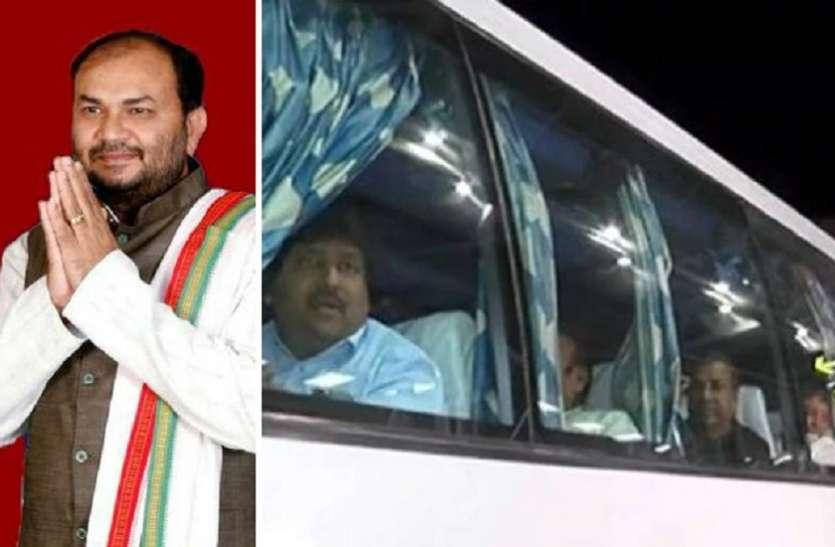 गुजरात के 5 कांग्रेस विधायकों के इस्तीफे के लिए भाजपा ने 65 करोड़ खर्च किए : कांग्रेस
