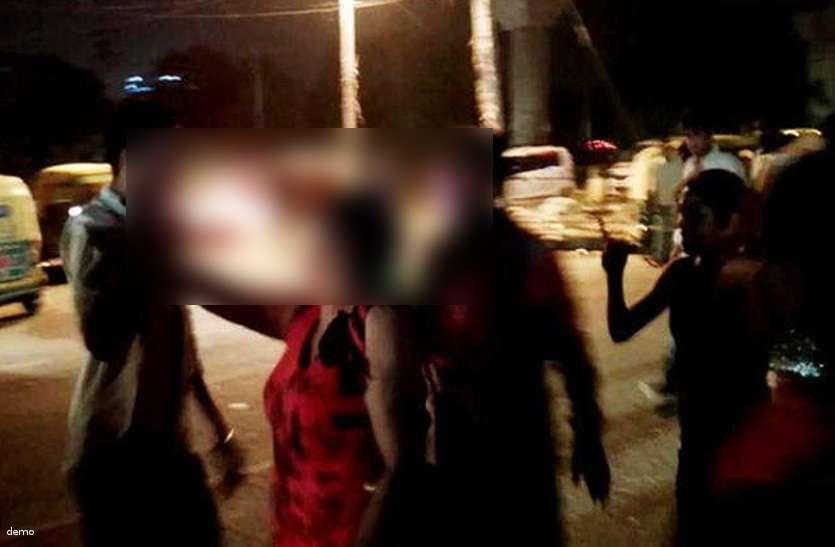 भांजी की सगाई में जा रही मामी से चाकू की नोंक पर दो युवकों ने किया गंदा काम, मामा पर हमला