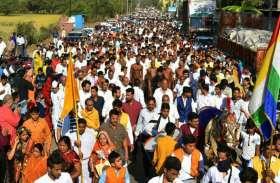 शंका के समाधान के जनक मुनि प्रमाण सागर महाराज की भाग्योदय तीर्थ में हजारों श्रद्धालुओं ने अगवानी