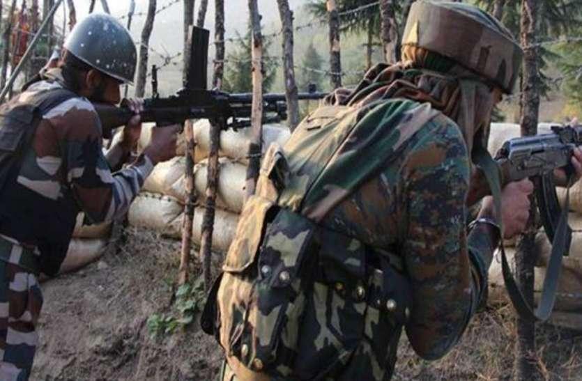 जम्मू-कश्मीर: मेंढर में पाकिस्तान ने एक बार फिर सीजफायर का किया उल्लंघन