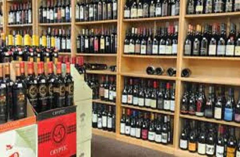 ठेकेदारों की मोनोपॉली से फिर रह गई शराब दुकानें
