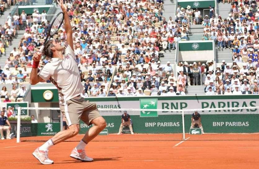 कोरोना की वजह से फ्रेंच ओपन टेनिस टूर्नामेंट टला, अब सितंबर में होगा इसका आयोजन
