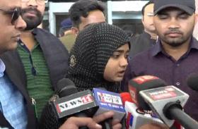 तबरेज अंसारी की पत्नी ने CM से मुलाकात कर लगाई न्याय की गुहार, रखी यह मांग