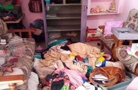 Video Story: घर का ताला तोड़ घुसे चोर, जेवर सहित डेढ़ लाख की चोरी