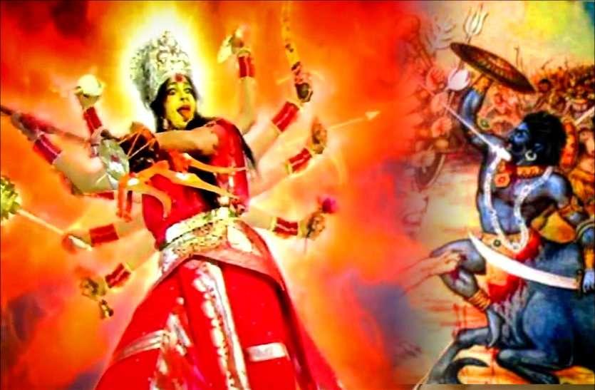 चैत्र नवरात्रि आज, नाव पर सवार होकर धरती पर आएगी माता रानी