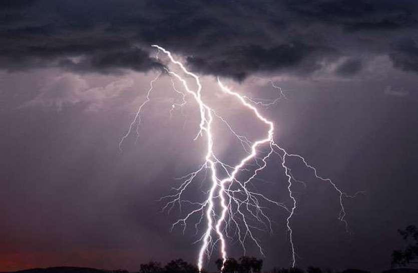 राजस्थान में आॅरेंज अलर्ट! प्रदेश में अगले 24 घंटे में भारी बारिश की चेतावनी, तेज अंधड़ के बीच ओलावृष्टि की आशंका