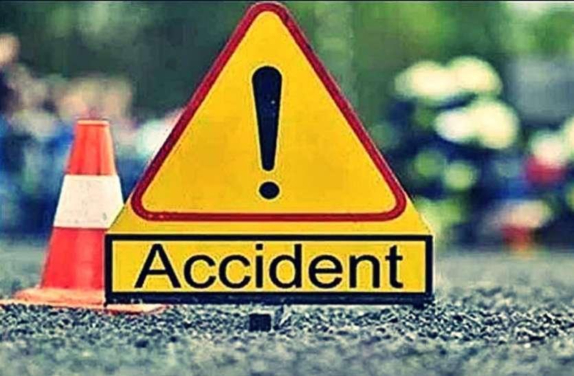 हादसों का दिन: सडक़ दुर्घटनाओं में तीन की मौत