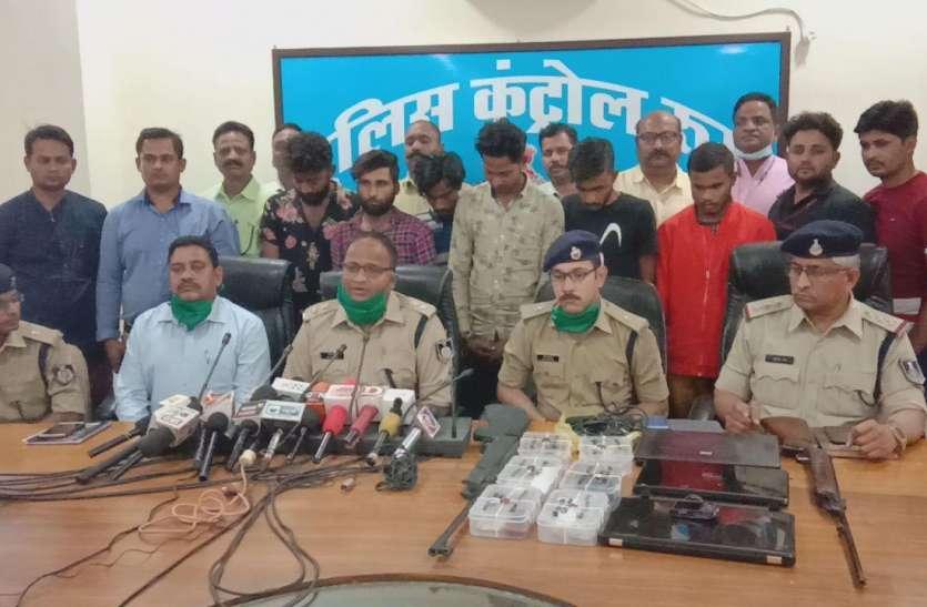 thefts:21 की उम्र में 50 चोरियां कर चुका है ये शातिर