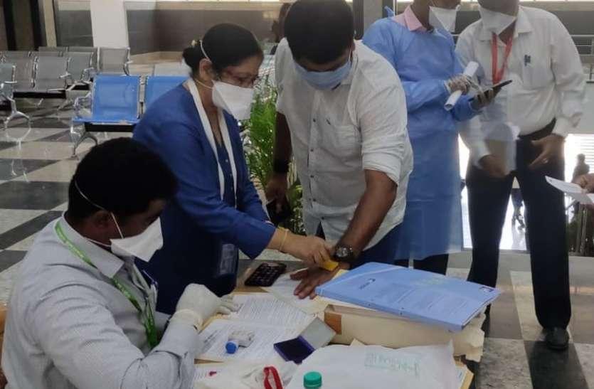 कोरोना वायरस : 114 नए संदिग्ध मरीज चिन्हित