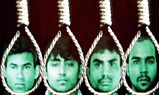 निर्भया केसः तिहाड़ जेल में चारों दोषियों को दी गई फांसी, देश में जश्न का माहौल