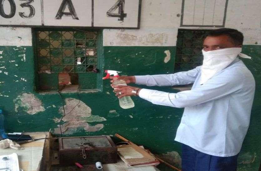 kishanagrh-कोरोना वायरस : मंदिर, मस्जिद और गुरुद्वारे में ना फैले किटाणु