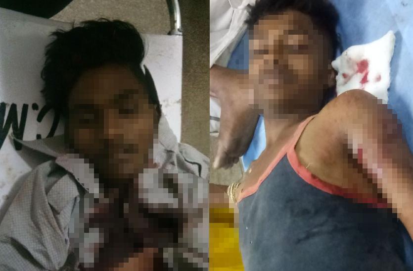 रात को घूमने निकले थे 2 लड़के, रास्ते में नकाबपोशों ने किया हमला, एक की मौत