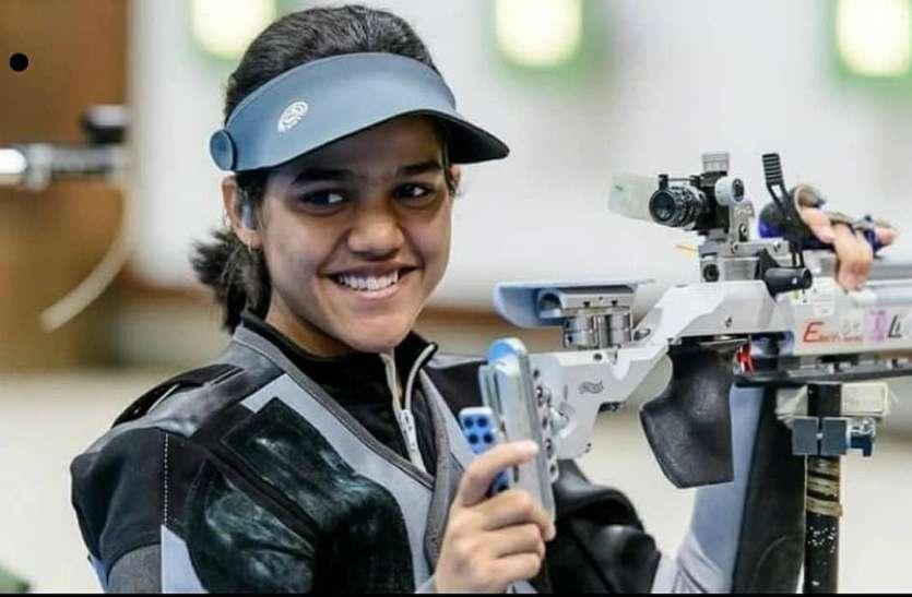 राइफल शूटर श्रेया अग्रवाल ने मारी बाजी, ओलंपिक टीम सिलेक्शन ट्रायल में मिला प्रथम स्थान