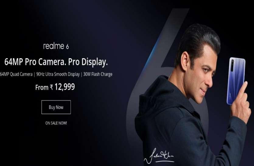 Open Sale में 22 मार्च तक बेचा जाएगा Realme 6 और Realme 6 Pro, जानें ऑफर्स