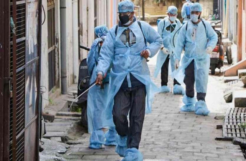 Coronavirus: रायपुर के समता कॉलोनी, चौबे कॉलोनी और गुढि़यारी पूरी तरह सीलबंद, दुकानों को बंद करने का आदेश