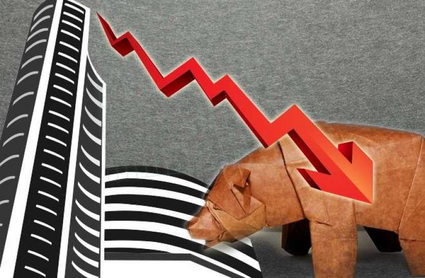 أخبار كبيرة للمستثمرين إغلاق الأسهم share_market_decline