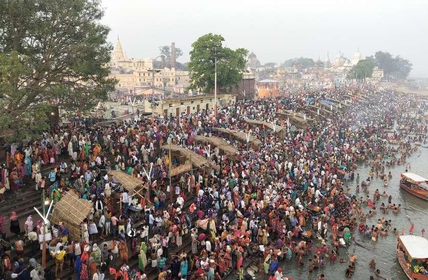 रामनवमी मेला को रोकने की तैयारी संतों ने भी किया अयोध्या न आने की अपील