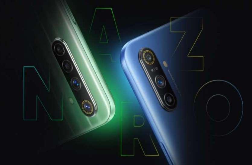 Realme Narzo 10 और Realme Narzo 10A भारत में 26 मार्च को होगा लॉन्च, जानें फीचर्स