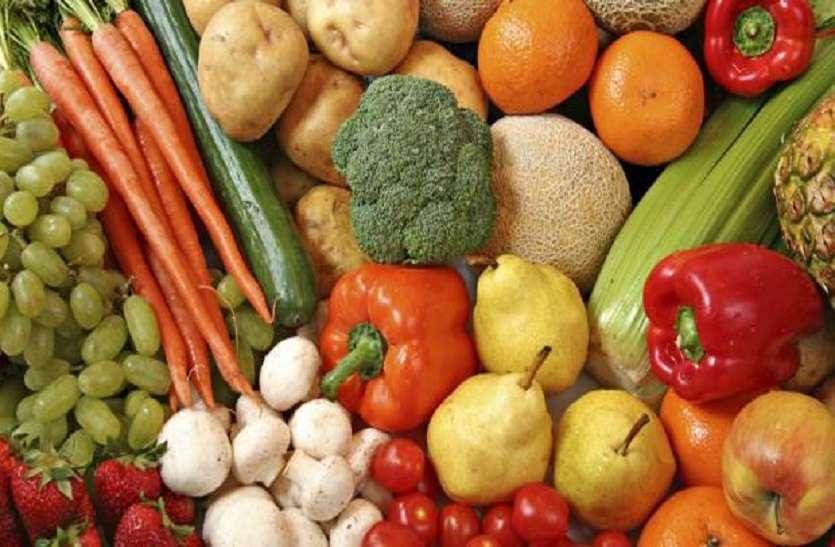 बीपी कंट्रोल करते हैं ये फल-सब्जियां