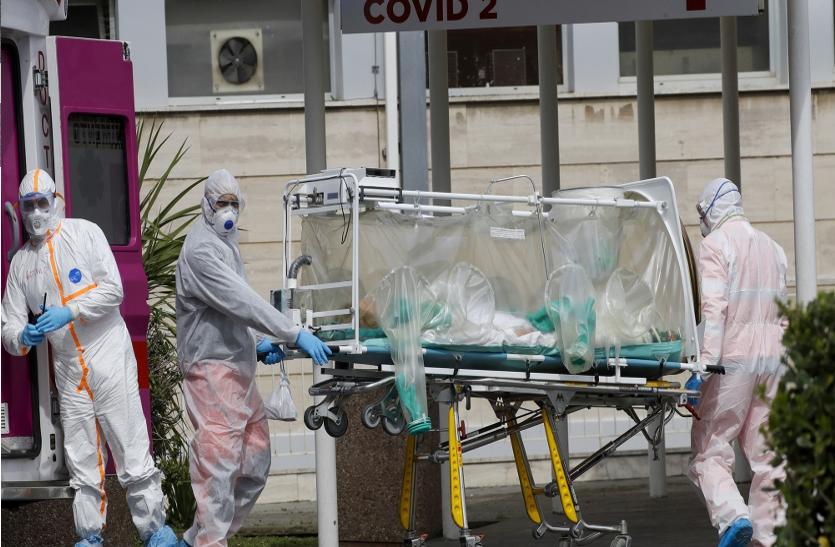 #coronavirus दुनियाभर में कोरोना से 10020 मौतें और 2,44,683 लोग संक्रमित हो चुके हैं