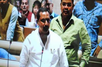 झारखंड: विधानसभा में कांग्रेस-भाजपा सदस्यों के बीच आई हाथापाई की नौबत, यह थी वजह