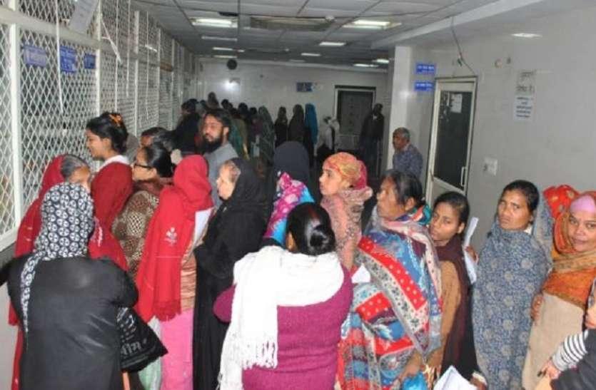 Maha Corona: कोरोना वायरस के डर से प्राइवेट अस्पतालों की OPD फुल!
