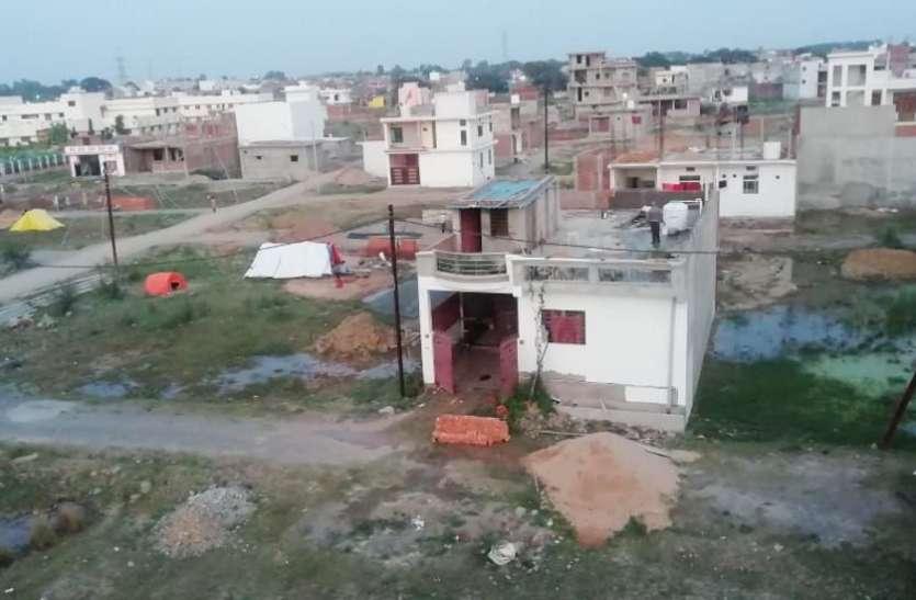 रीवा में अवैध कालोनी पर सख्ती, हाउसिंग सोसायटी के मकान और प्लाट बिक्री पर रोक