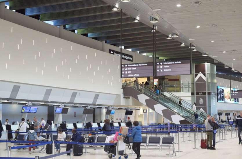 एयरपोर्ट पर सफाई व्यवस्था सुधारने से 69 फीसदी कम हो सकती है बीमारियां- स्टडी